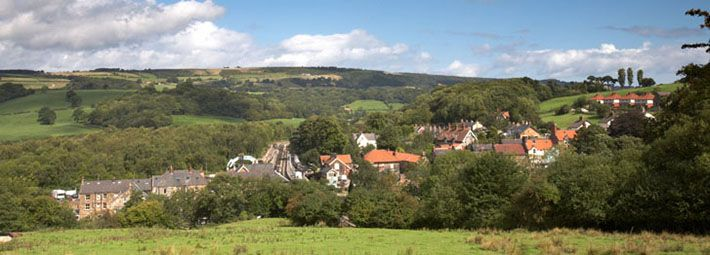 Grosmont by Chris Ceaser