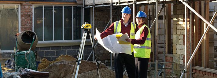 Planners on site inspection