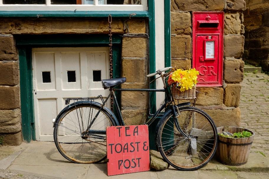Tea, Toast and Post in Robin Hood's Bay Credit Tony Bartholomew