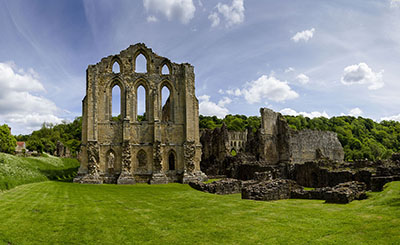Rievaulx by Ebor Images