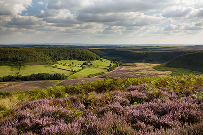 Hole of Horcum by Ebor Images