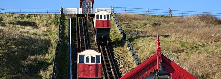 Saltburn Cliff Tramway