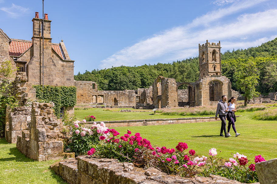 Mount Grace Priory, House and Gardens Credit Gary Walsh