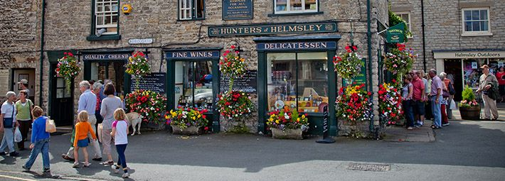 Helmsley by Chris J Parker