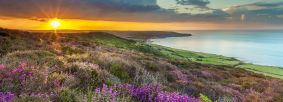 Coastal view towards Robin Hood's Bay, Credit Ebor Images