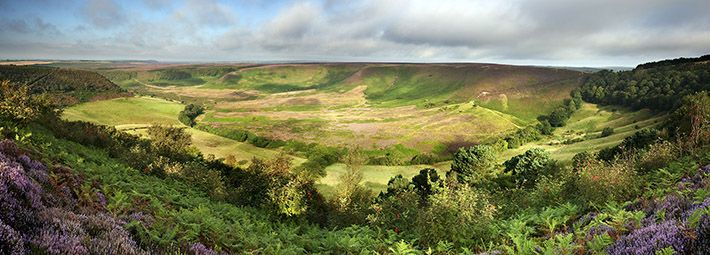 Hole of Horcum by Mike Kipling