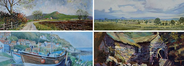 Under Sheltering Skies by The Leven Art Society