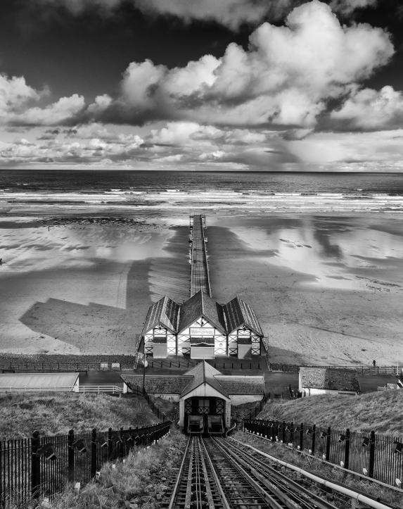 Saltburn Pier Credit Mike Nicholas