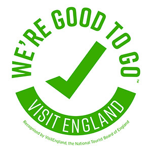 We're Good To Go accreditation