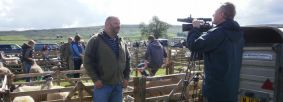 Danby show with Steve Hallam and Peter Lugg