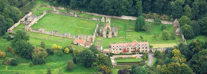 Mount Grace Priory - credit English Heritage