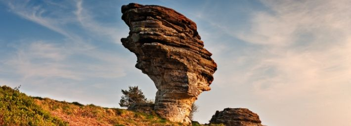 Bridestones near Dalby Forest Credit RJB Photographic