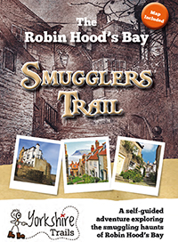 The Robin Hood's Bay Smugglers Trail, Yorkshire Trails