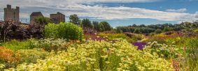 Hot Border Credit Helmsley Walled Garden