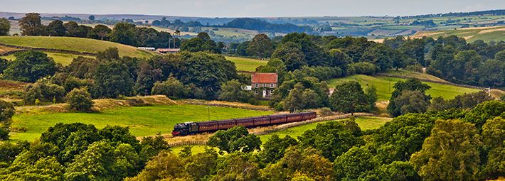 North Yorkshire Moors Railway by Chris J Parker