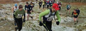 Fell race by Tessa Bunney