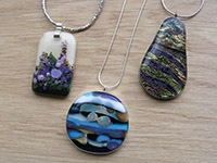 Jewellery by Sally Nicholas