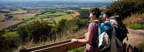 View from Sutton Bank by Chris J Parker