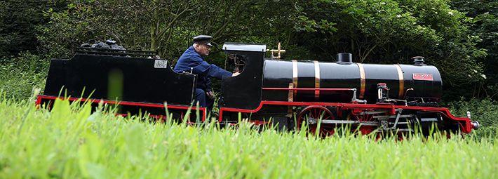 Saltburn Miniature Railway by Dave Charnley