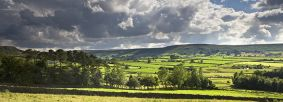 Danby Dale and Castleton Rigg by Mike Kipling