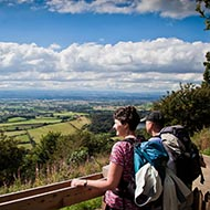 The finest view in England at Sutton Bank Credit Chris J Parker