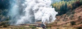 North Yorkshire Moors Railway - Credit Graham Staples