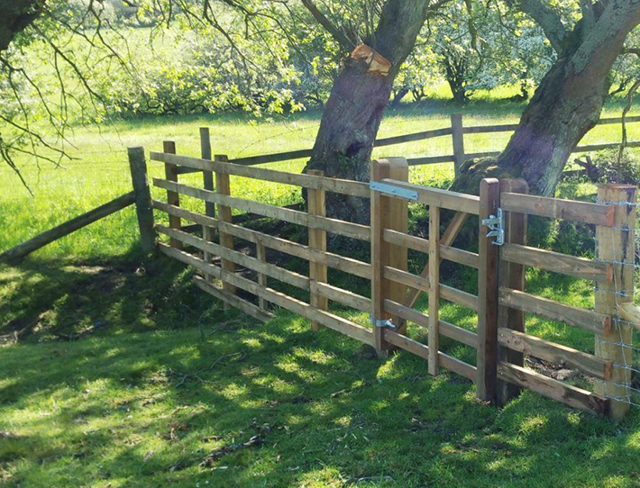 Levisham gate