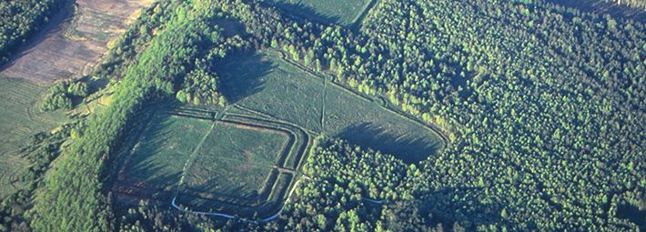 Cawthorn Camps - photo copyright Crown Copyright, English Heritage