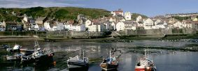 Staithes by Mike kIpling