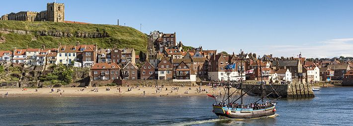 Bark Endeavour, Whitby ©rjbphotographic.co.uk