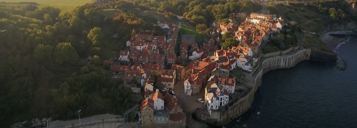 Robin Hood's Bay by Fridge Productions