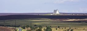 RAF Fylingdales photo by Mike KIpling