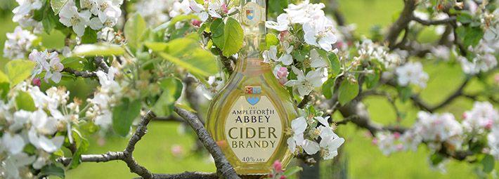 Ampleforth Abbey cider brandy