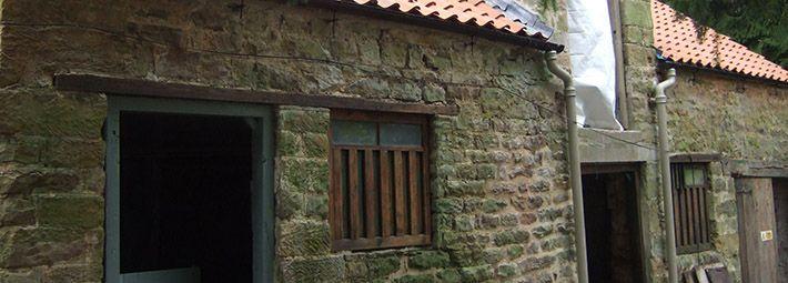 Lastingham Mill renovations