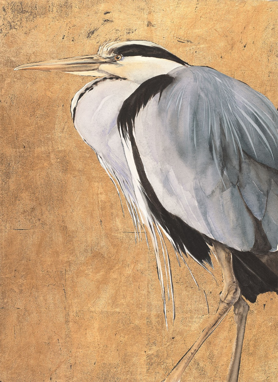 Heron Credit Jackie Morris