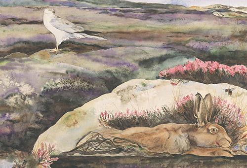 Heather by Jackie Morris Lost Words