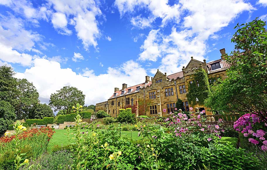Mount Grace Priory, House and Gardens Credit Anthony Chappel-Ross