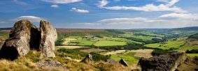 Bilsdale from Wainstones by Mike Kipling