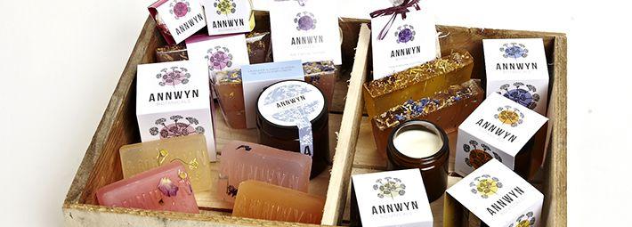 ANNWYN Botanicals products