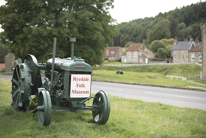 Ryedale Folk Museum ©VisitBritain/Melody Thornton