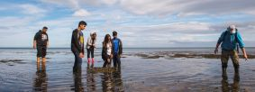 Coastal Experience with Hidden Horizons Credit Daniel Wildey Photography