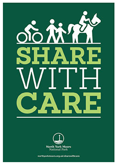 Share with Care poster