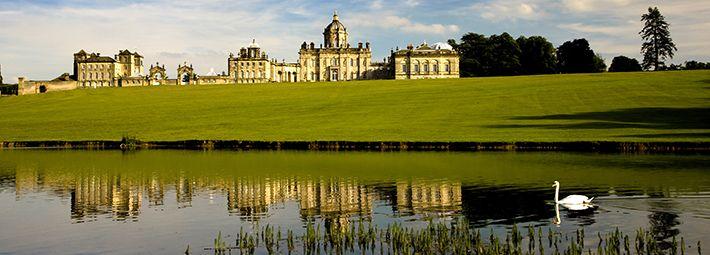 Castle Howard by Mike Kipling