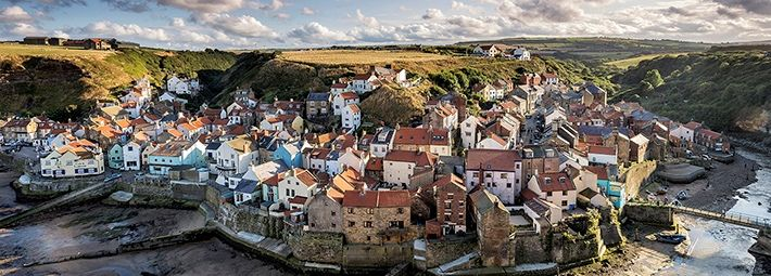 Staithes. Credit  rjbphotographic