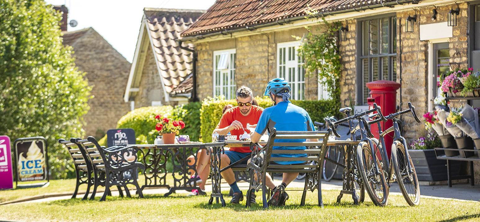 Terrington Cafe, credit Welcome to Yorkshire