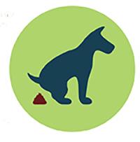 Dog poo symbol