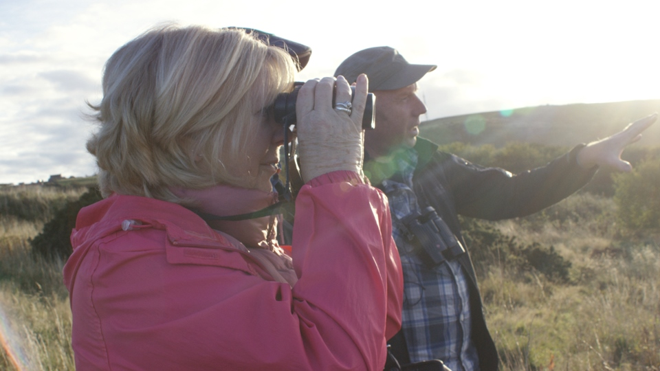 Wildlife watching with Yorkshire Coast Nature by Fridge Productions