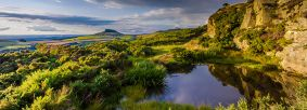 Roseberry Topping by Ebor Images