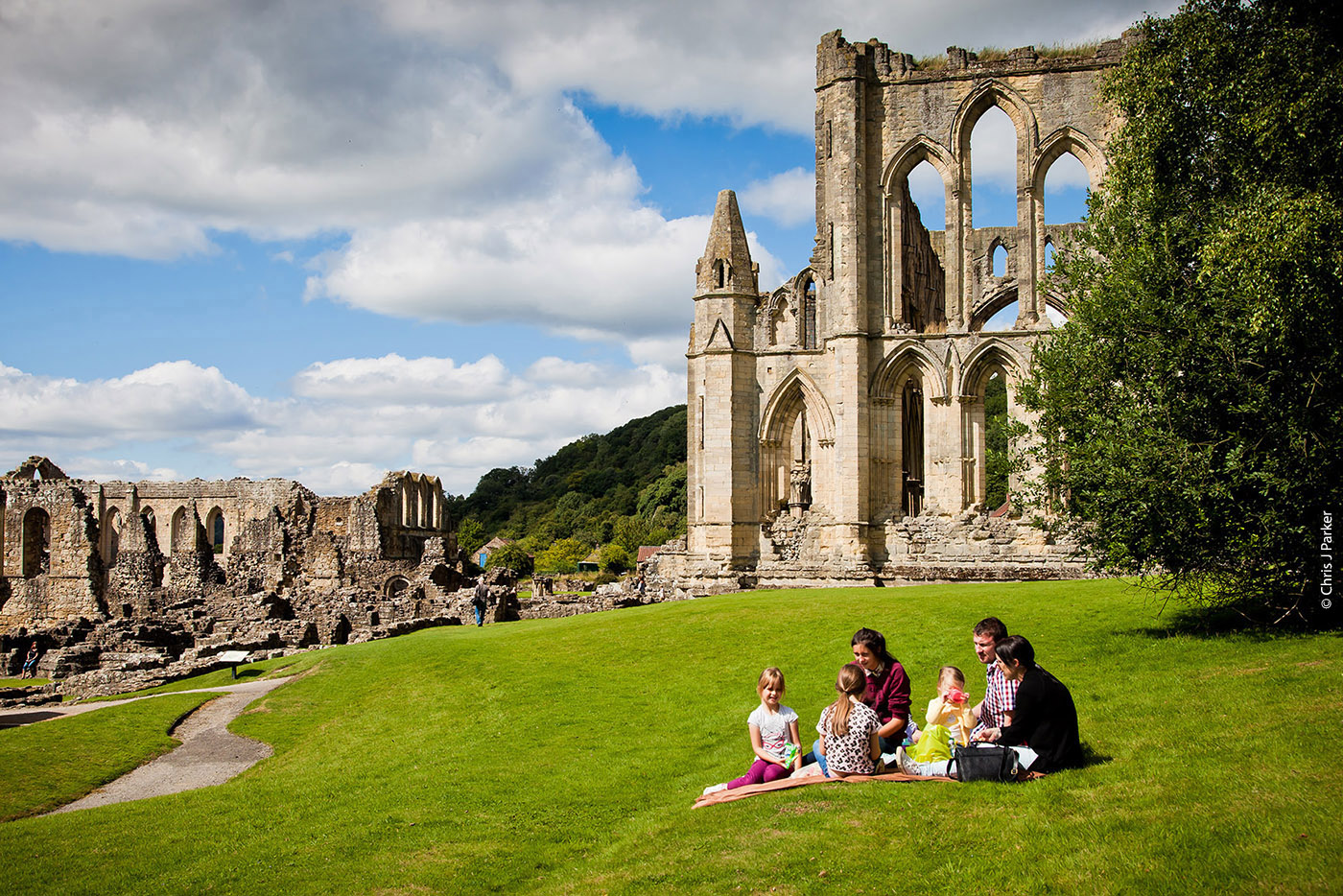 Rievaulx Abbey - Chris Parker