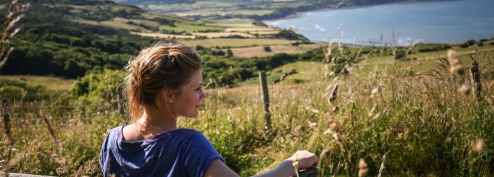 A Mindful Meander around Ravenscar, credit Ceri Oakes